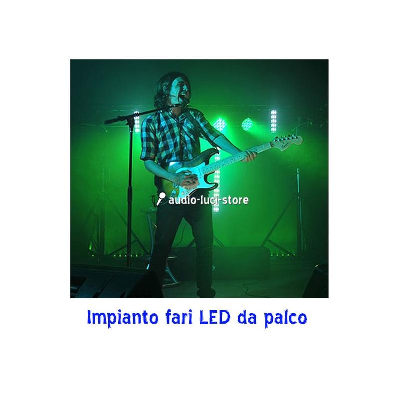 Noleggio impianti luce palco a lecco,Monza Brianza,Milano,Como