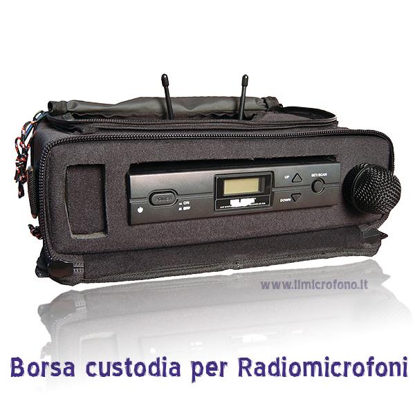 vendita radiomicrofoni professionali