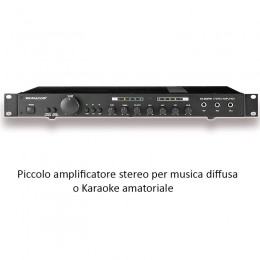 piccolo amplificatore per musica diffusa