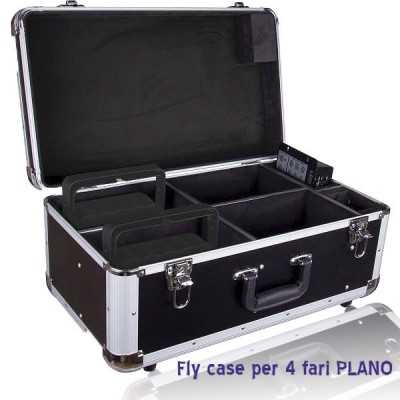 Fly case per fari a led