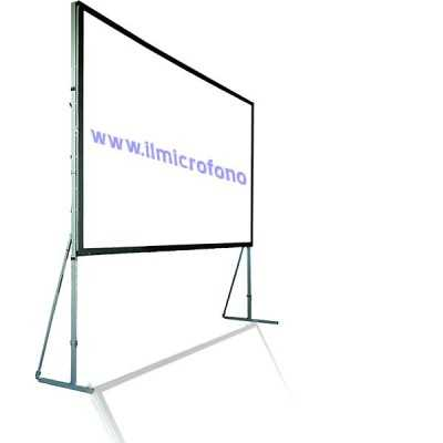 Fastfold Screen Pro 150  4:3