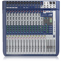 Mixer microfonico 16 canali