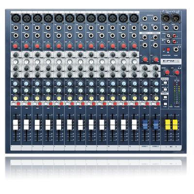 Mixer microfonico 12 canali soundcraft