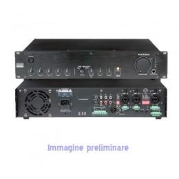 Amplificatore microfonico con Phantom Power in tensione