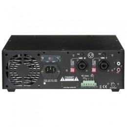 Piccolo amplificatore stereo a 100 volt per negozi