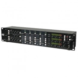mixer audio a tre zone