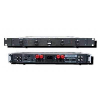 amplificatore 4 canali da installazione senza manutenzione