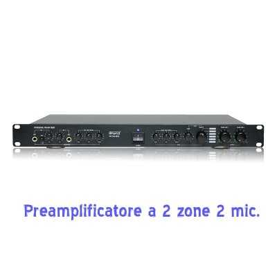preamplificatore audio