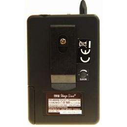 Radiomicrofoni archetto: il trasmettitore per sistemi multipli