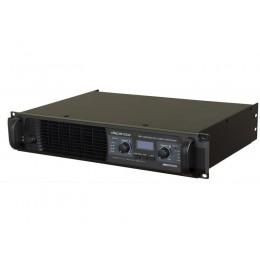 Amplificatore Professionale  750w 4 ohm controllato da DSP con Limiter