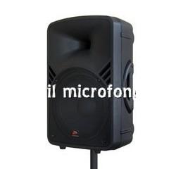 cassa amplificata portatile con radiocomando
