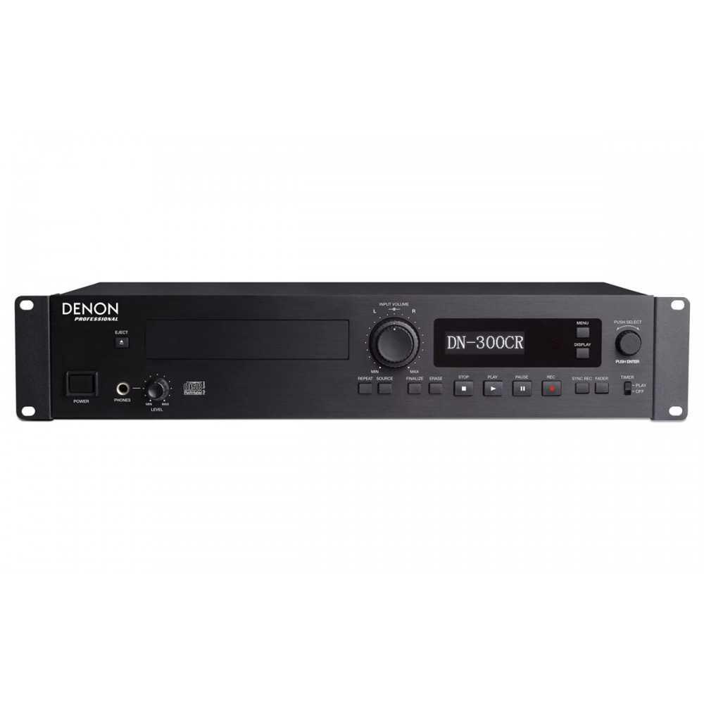 registratore cd DN300CR