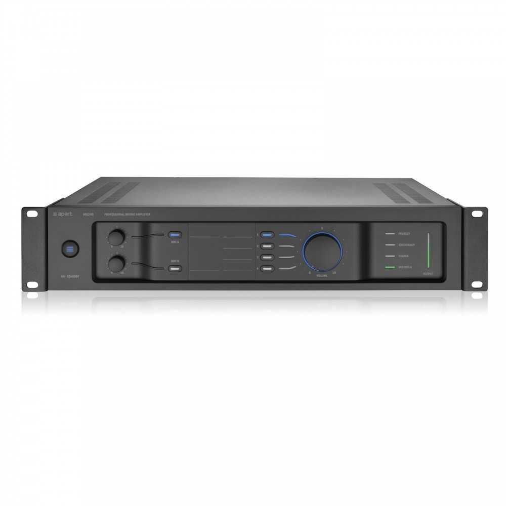 miglior amplificatore a 100v MA240