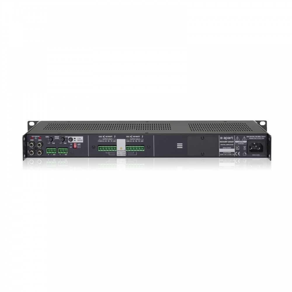 Ampli digitale REVAMP2060T