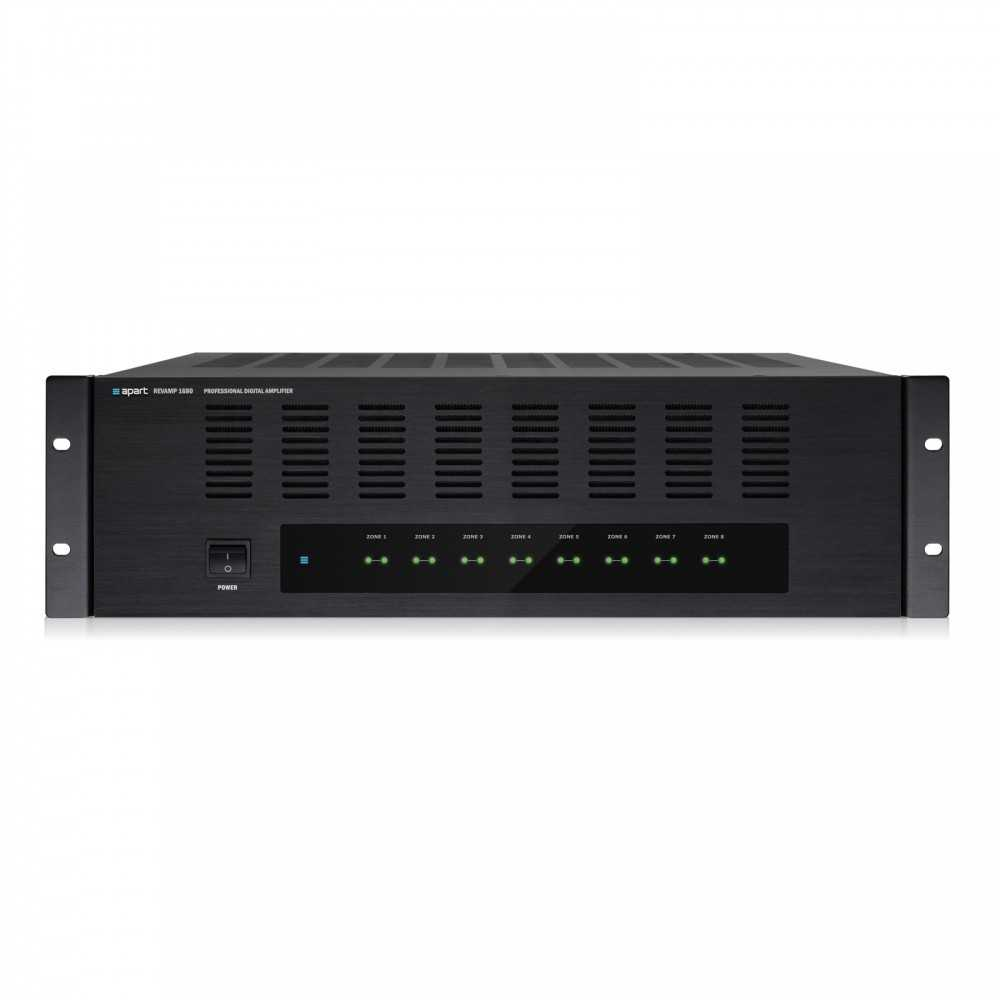 Amplificatore multicanale REVAMP1680