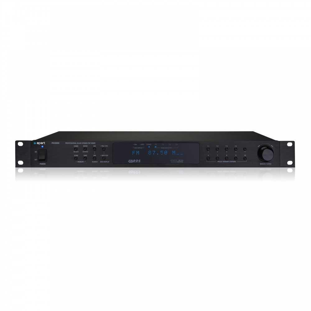 radio sintonizzatore PR4000R