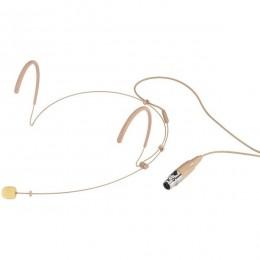 HSE-130/SK microfono headset ultraleggero. con mini xlr 3 poli