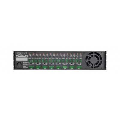 amplificatore 16 canali AUDAC DPA616