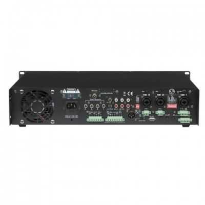 ZA-9250VTU Amplificatore 100 volt con zone separate