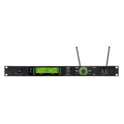 Il sistema DMS800 offre una grande larghezza di banda, fino a 150MHz con passi da 25KHz che permettono di avere fino a 6144 freq