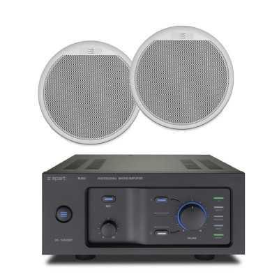 Impianto Audio Sauna