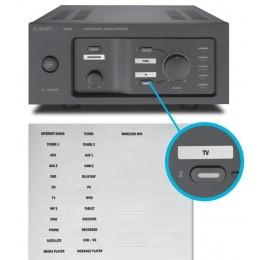 amplificatore per diffusione in interni