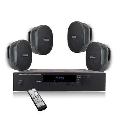Impianto Audio per musica diffusa
