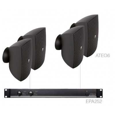 Impianto Audio FESTA6.4E