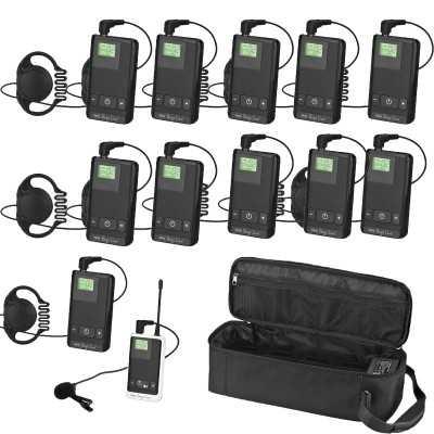 Sistema Visite guidate 11 Ascoltatori