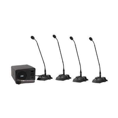 Microfono per sistema conferenziale portatile