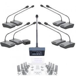 Impianto audio conferenza