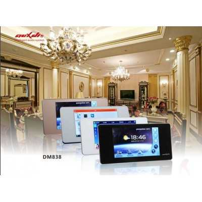 amplificatore touch screen incasso