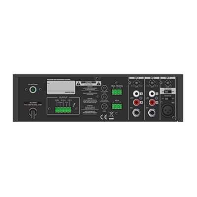 impianto audio negozio
