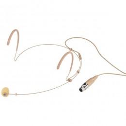 microfono headset ultraleggero. con mini xlr 3 poli