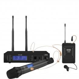 Radiomicrofono archetto per canto