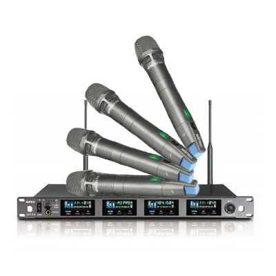 radiomicrofoni multipli pare palco
