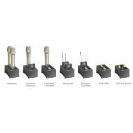 MP-80 caricabatterie al litio per radiomicrofoni Mipro