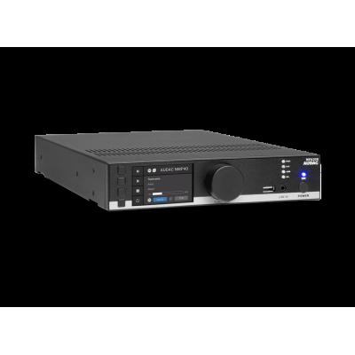 Le applicazioni tipiche sono l'implementazione di un modulo di streaming audio o di un modulo radio Internet