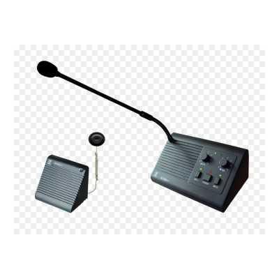 intercom per operatore sportello, microfono altoparlante vetro