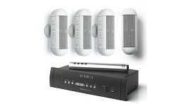 Impianti di diffusione sonora con prestazioni di livello Hi-Fi
