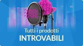 Negozio on-line  impianti Audio e luci Professionali  per spettacolo