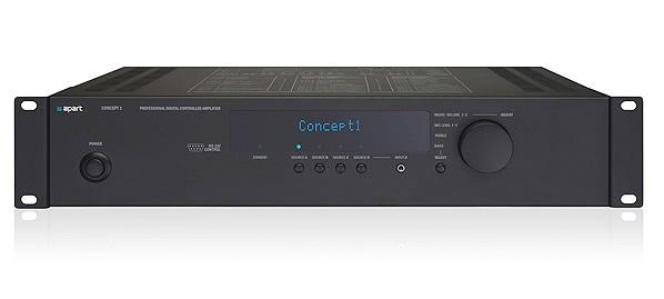 stereo per diffusione sonora