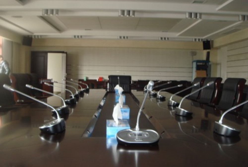 sistema wireless per conferenza