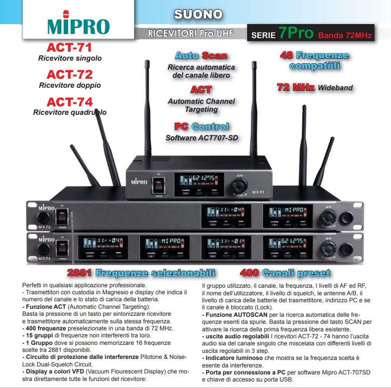 Radiomicrofoni uhf prezzi