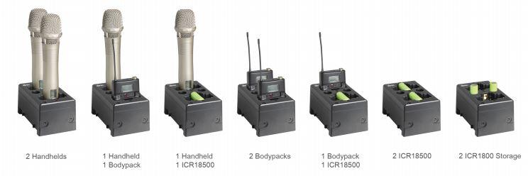 autonomia radiomicrofono