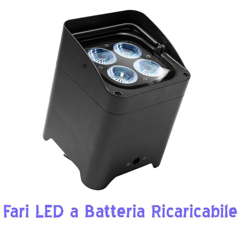 noleggio fari a batteria ricaricabile per provincie di Lecco,monza brianza,como,milano,sondrio