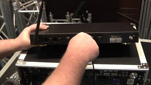 sistema radiomicrofoni multipli