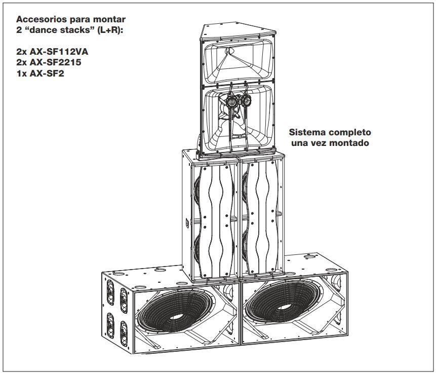 Impianti audio Das