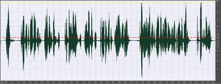 frequenze voce maschile