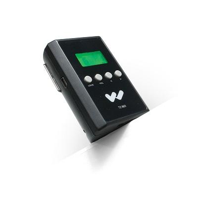 trasmettitore wireless per visite guidate